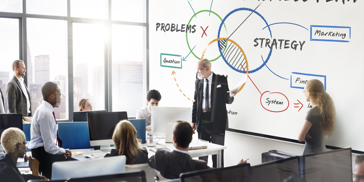 preparing business plan